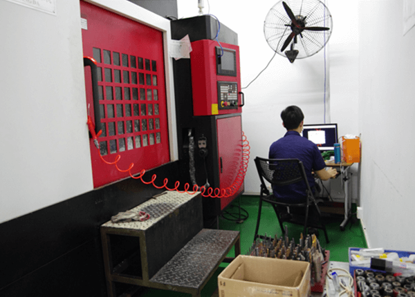 precision cnc machining company