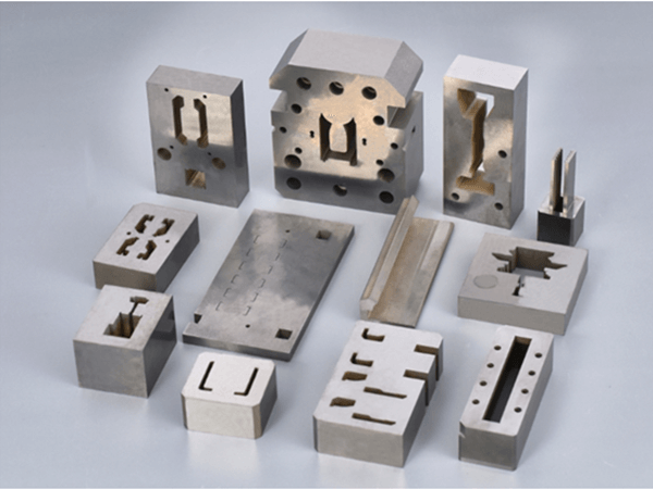 precision mold parts
