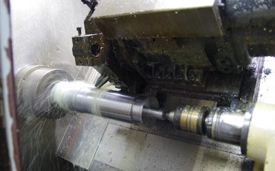 CNC turning parts manufacturing