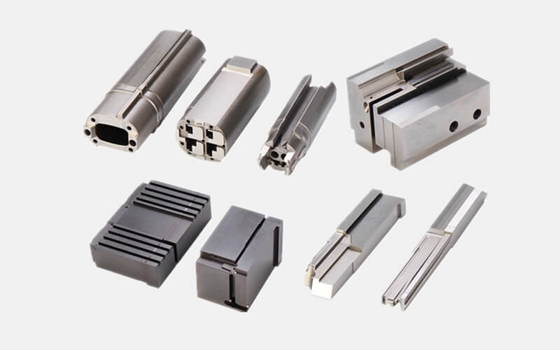 What are injection mold parts?